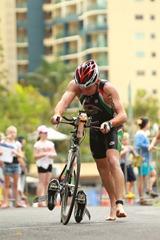 2012-03-25 Mooloolaba Triathlon 2005