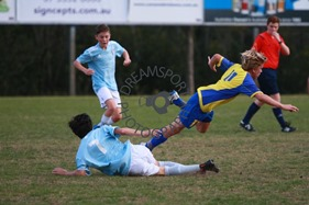 2014-09-07 NPL Brisbane City v Brisbane Strikers 1100